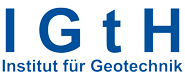 Logo Institute of Geotechnical Engineering
